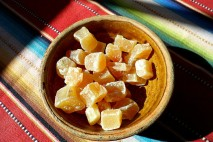 medieval candied ginger